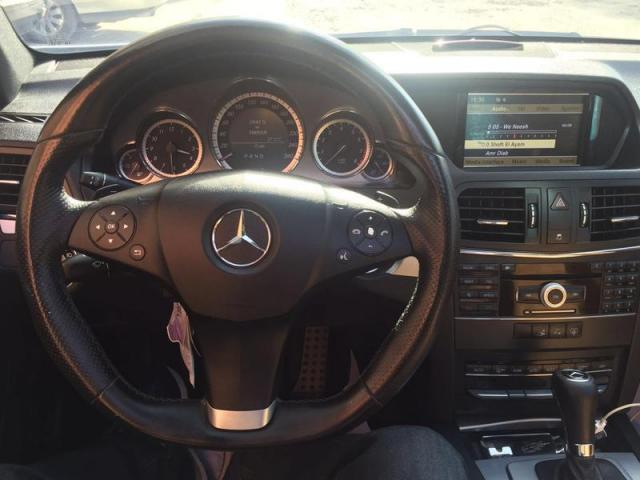 Mercedes E350 2010