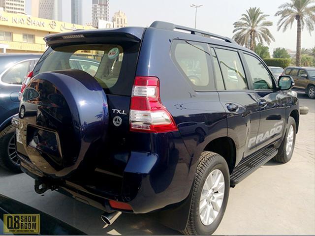 Toyota Prado 2015 TXL V6