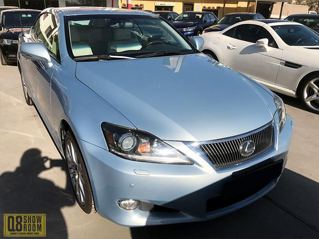 Lexus IS300C 2012