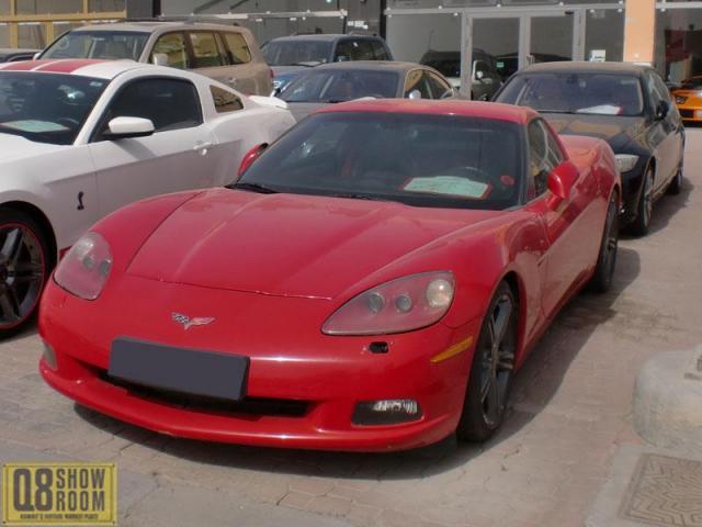 Chevrolet Corvette C6 2009