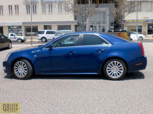 Cadillac CTS 2012