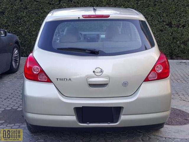 نيسان تيدا 2006