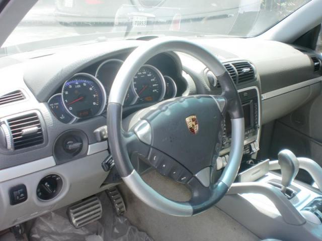Porsche Caeene 2004