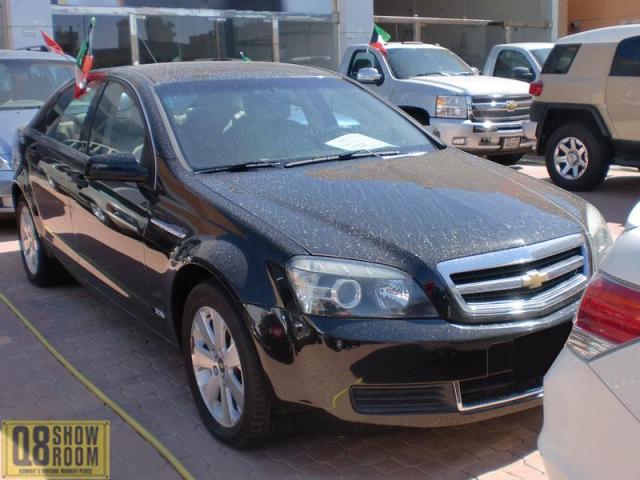 Chevrolet Caprice LS 2011