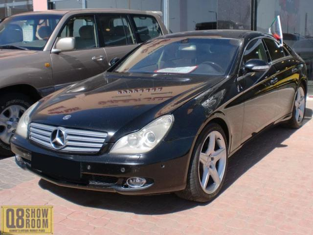Mercedes CLS 500 2005