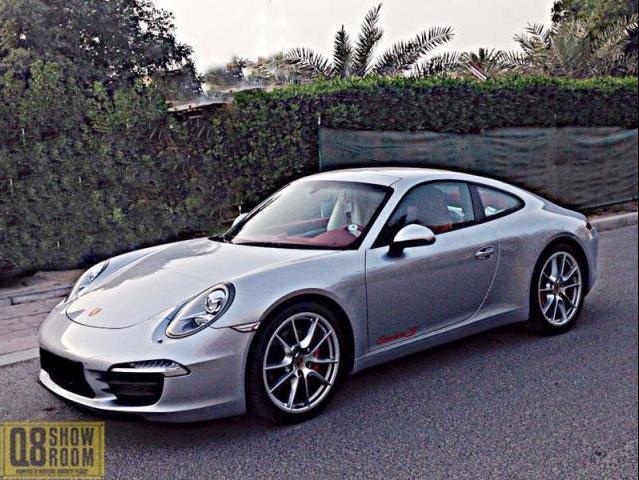 Porsche Carrera S 2014