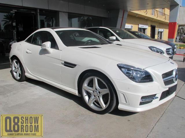 Mercedes SLK 200 2014