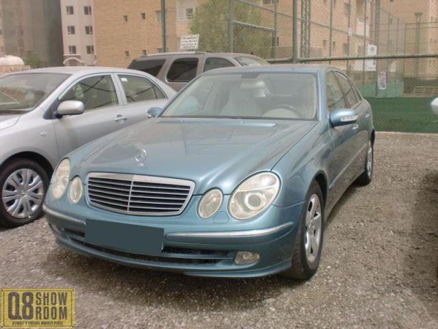 Mercedes E240 2003