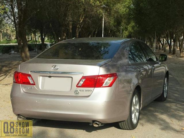 Lexus ES350 2008