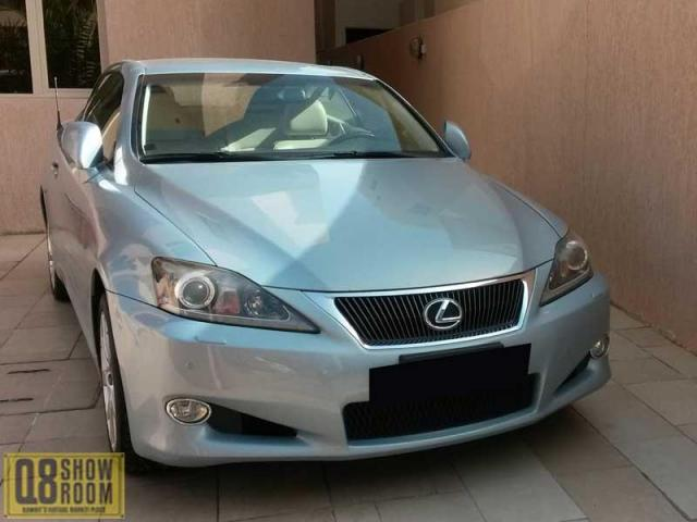 Lexus IS300 2011