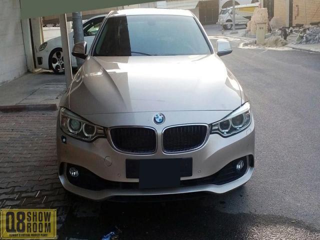 BMW 420I 2015