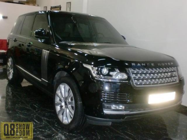Range Rover souper 2013