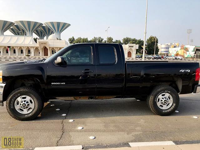 Chevrolet Silverado 2013  2500 HD