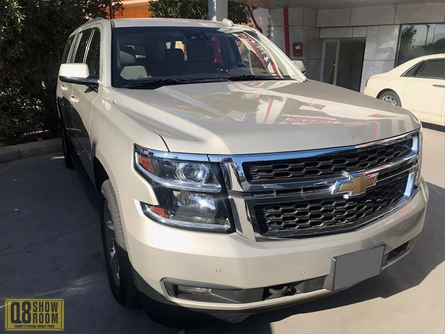Chevrolet Suburban 2015