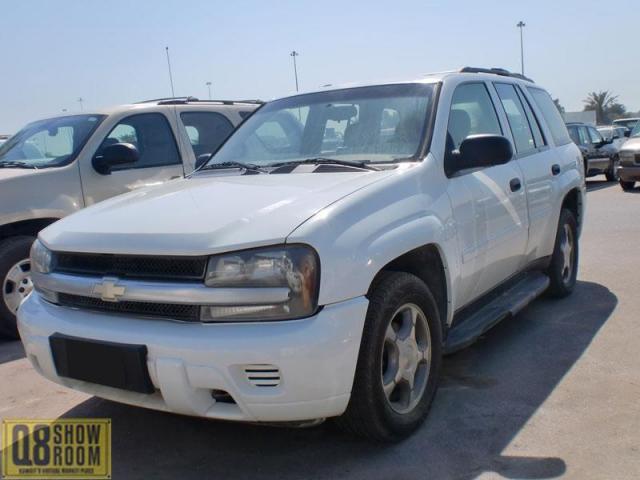 Chevrolet Trail Blazer 2009