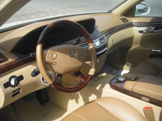 Mercedes S350L 2009
