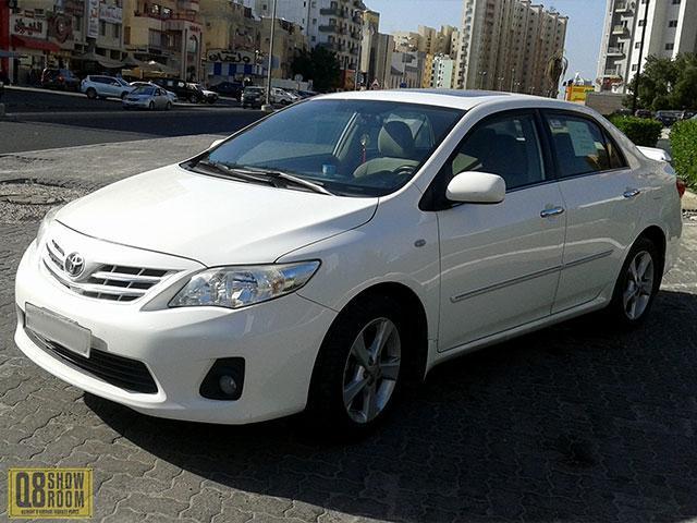 Toyota Corola 2012