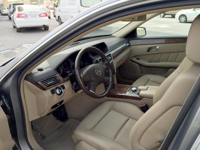 مرسيدس E250 2012