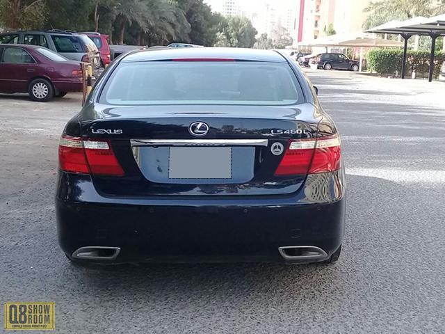 Lexus LS460L 2009