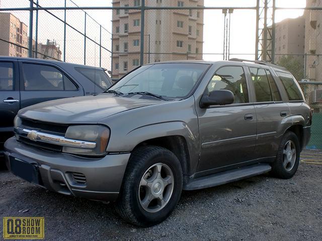 Chevrolet Trail Blazer 2007