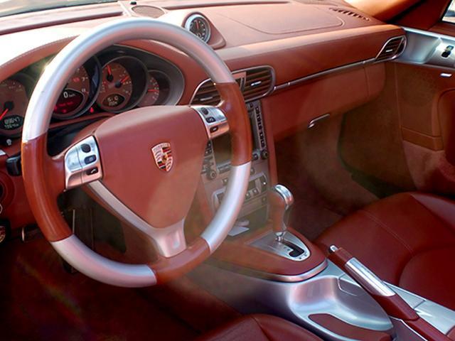Porsche 911 Targa 4 2007