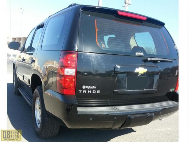 Chevrolet Tahoe 2012 LT