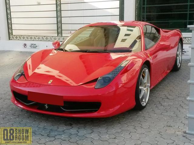فيراري 458 ايطالي