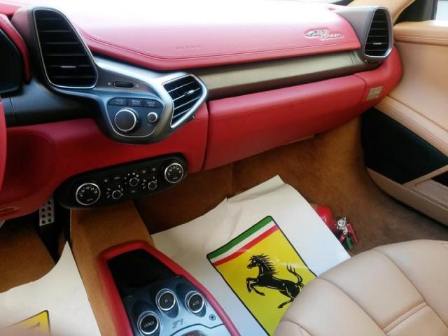 Ferrari 458 Italya