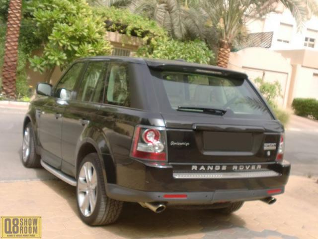 Range Rover Sport Charger 2010