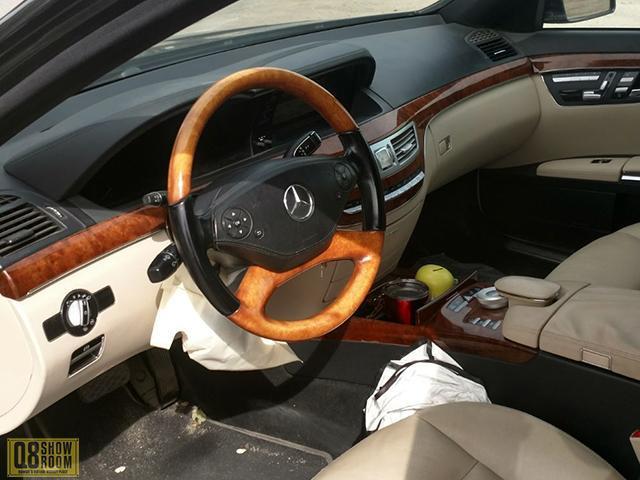 Mercedes S350 2011