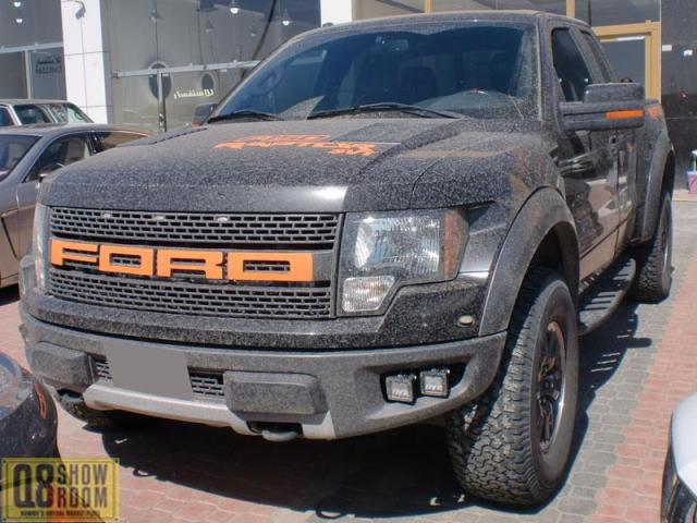 Ford Rabter 2010