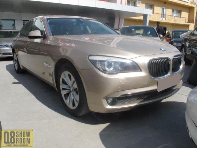 BMW 730LI 2012