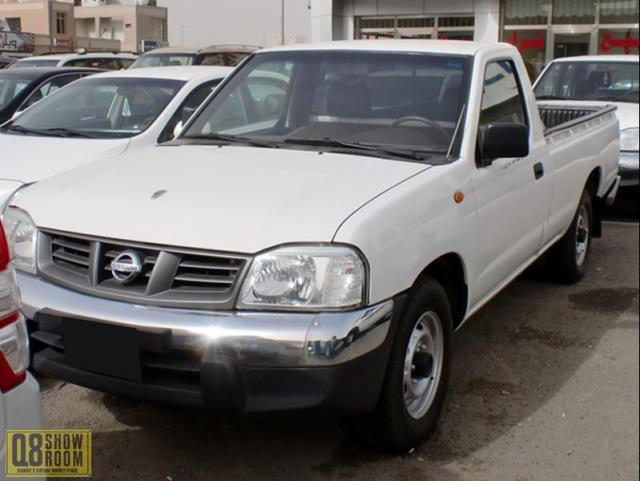 Nissan Pick Up 2012