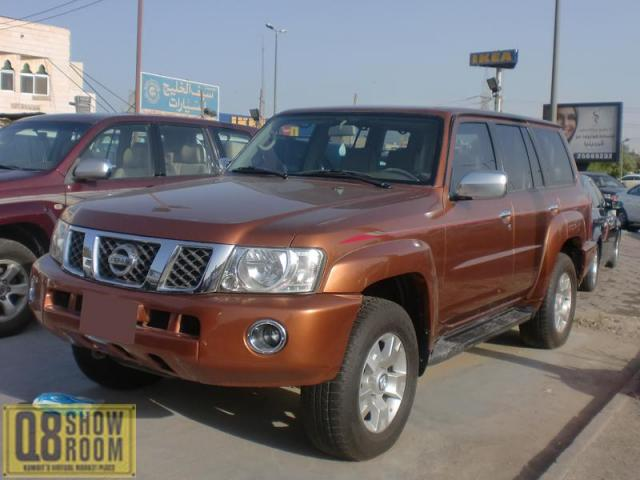Nissan Safari 2008