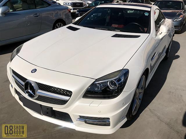 Mercedes SLK200 2014