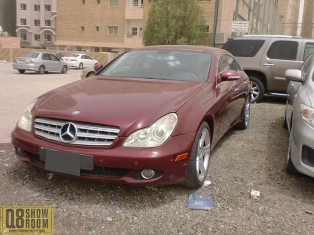 Mercedes CLS 500 2006