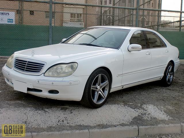 مرسيدس S500 1999