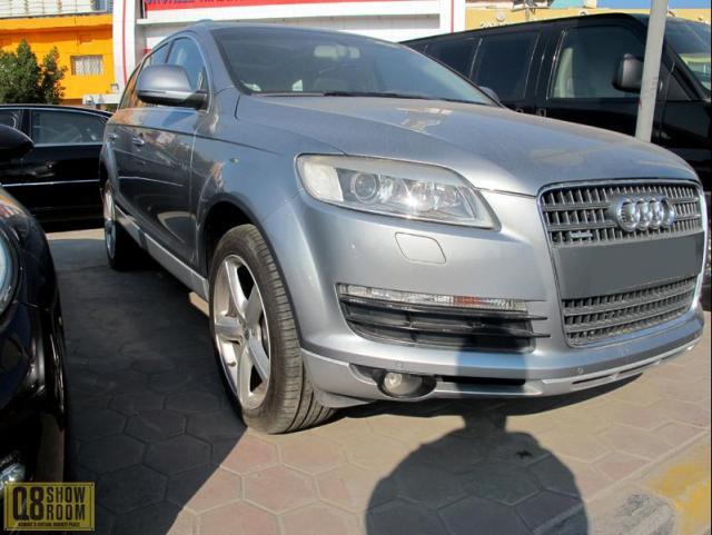 Audi Q7 2009 S Line