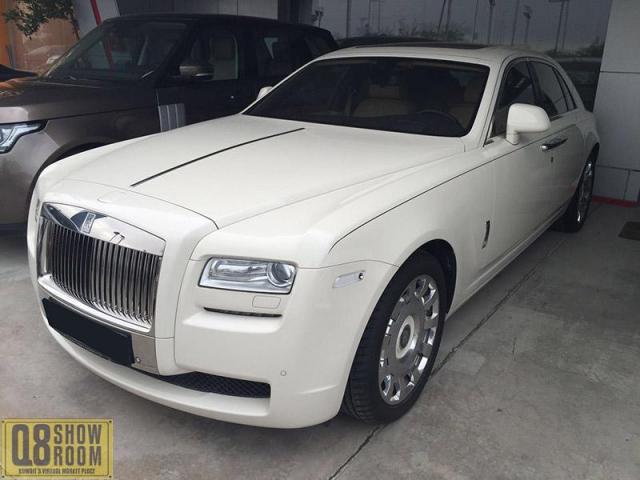 Rolls Royce cost 2014