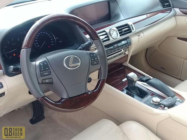 Lexus LS460 2013