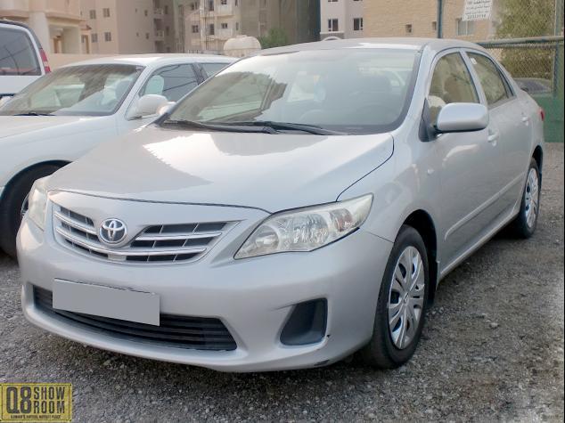 Toyota Corola 2013