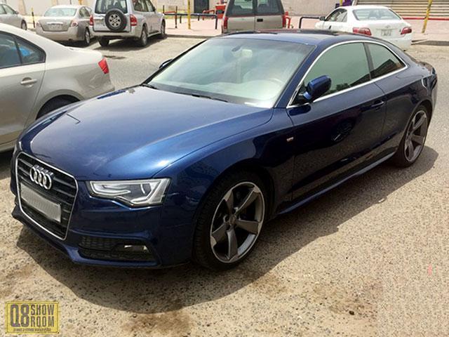 Audi A5 Sline 2014
