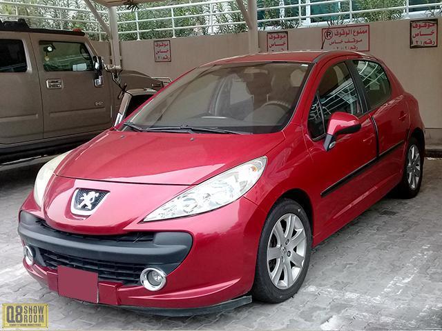 بيجو 207 2008