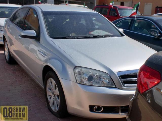 Chevrolet Caprice LTZ 2010