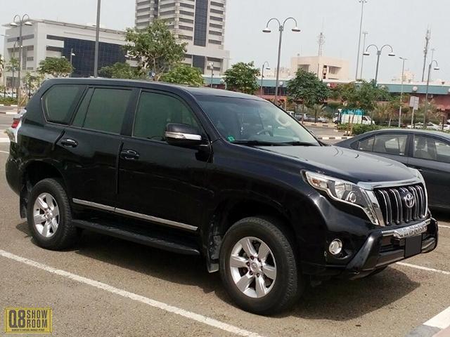 Toyota Prado 2015