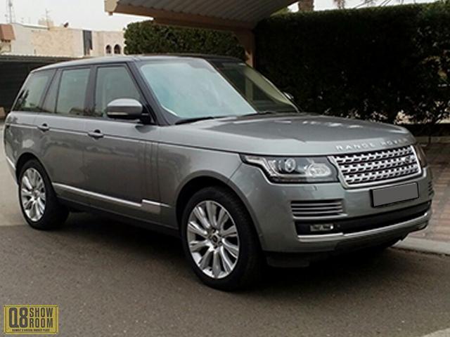 Range Rover SOPER CHARG 2013