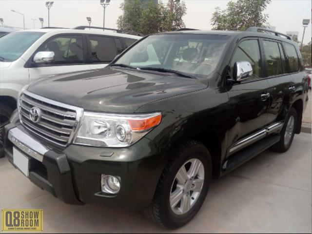 toyota Land Cruiser 2013 VXR
