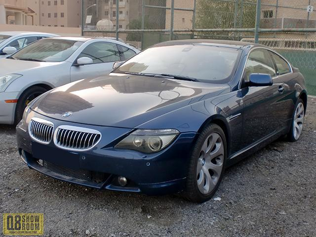BMW 645I 2005