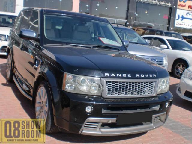 Range Rover HSE 2008