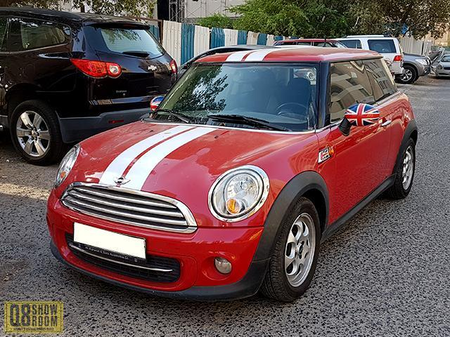 Mini copper 2013